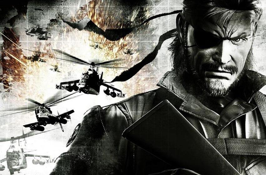 Metal Gear Solid peace walker (2)