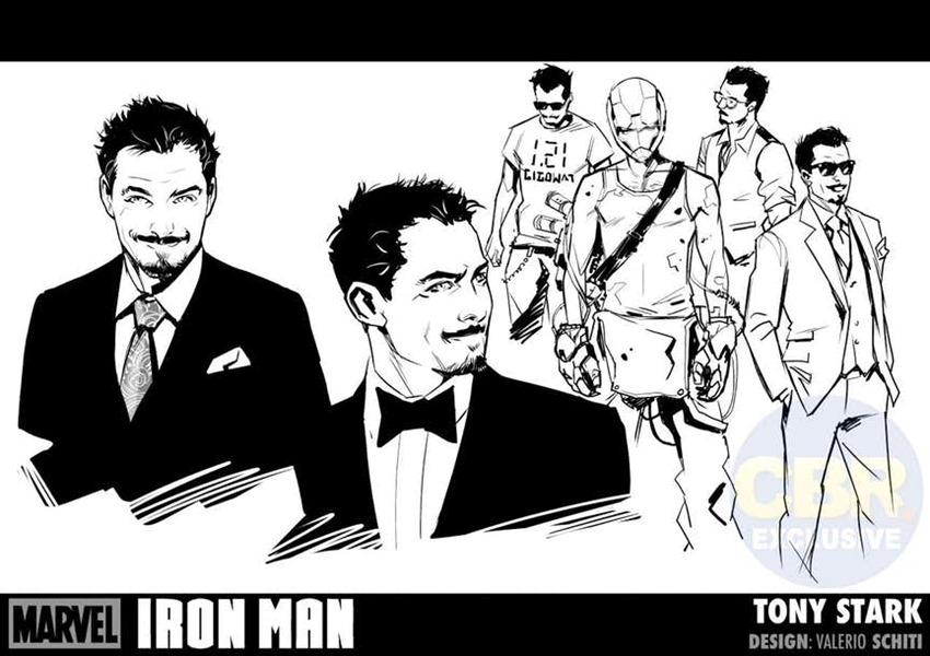 Tony Stark Iron Man (1)