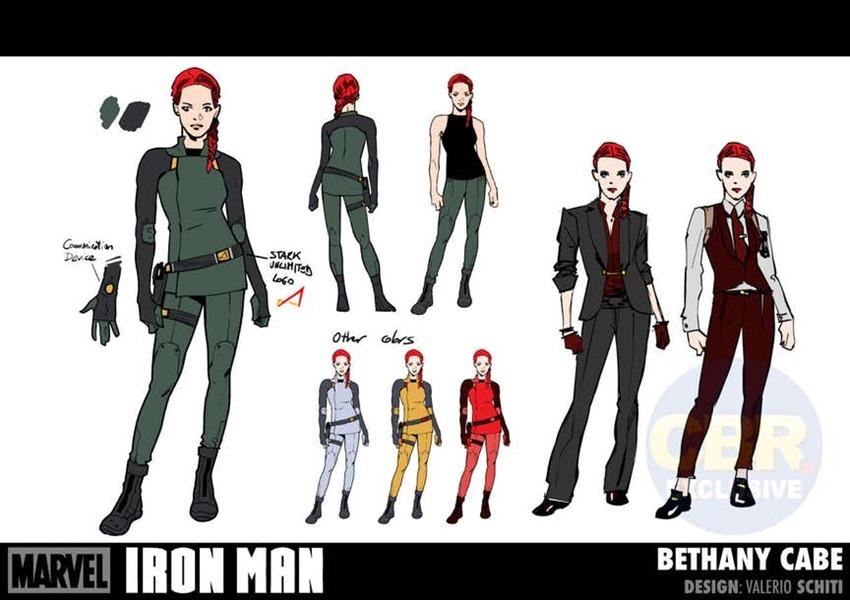Tony Stark Iron Man (2)