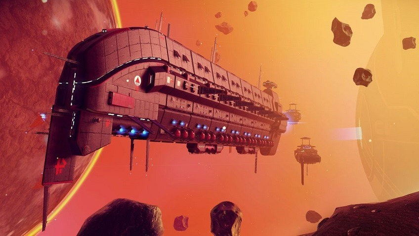 No Man's Sky Xbox One release date leaked 2