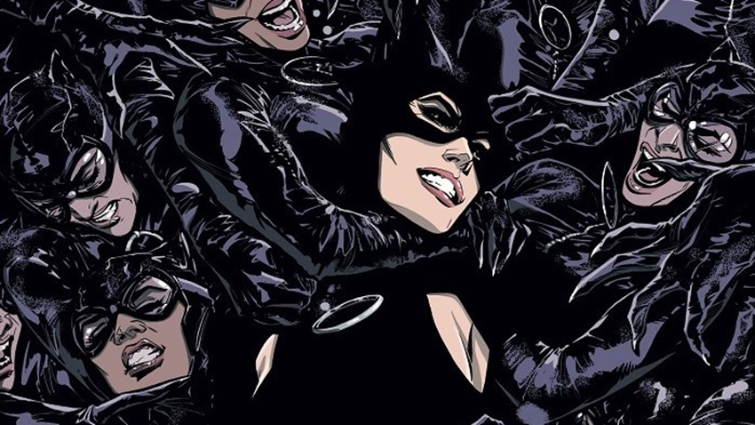 Catwoman (1) 1