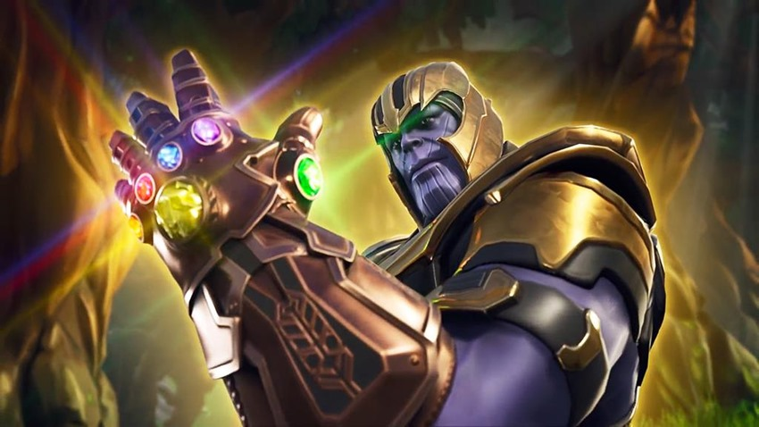 Fortnite's Thanos was result of directors loving Fortnite