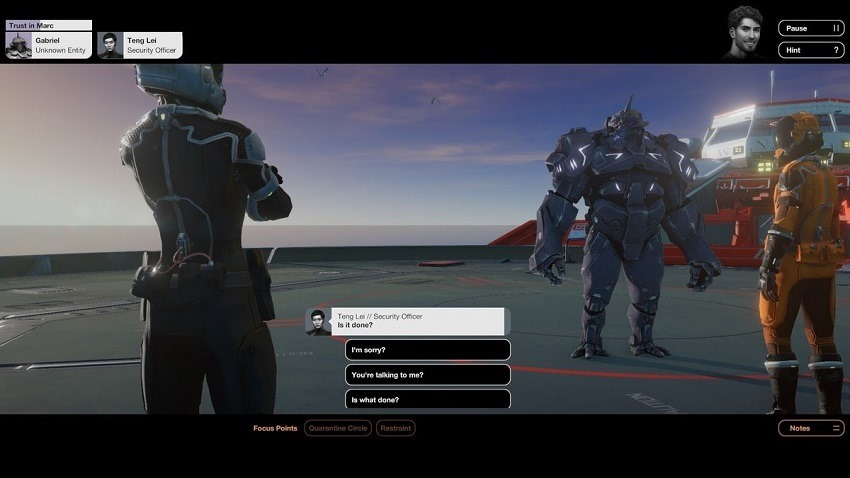 Quarantine Circular is a new Bithell Short, out now 2