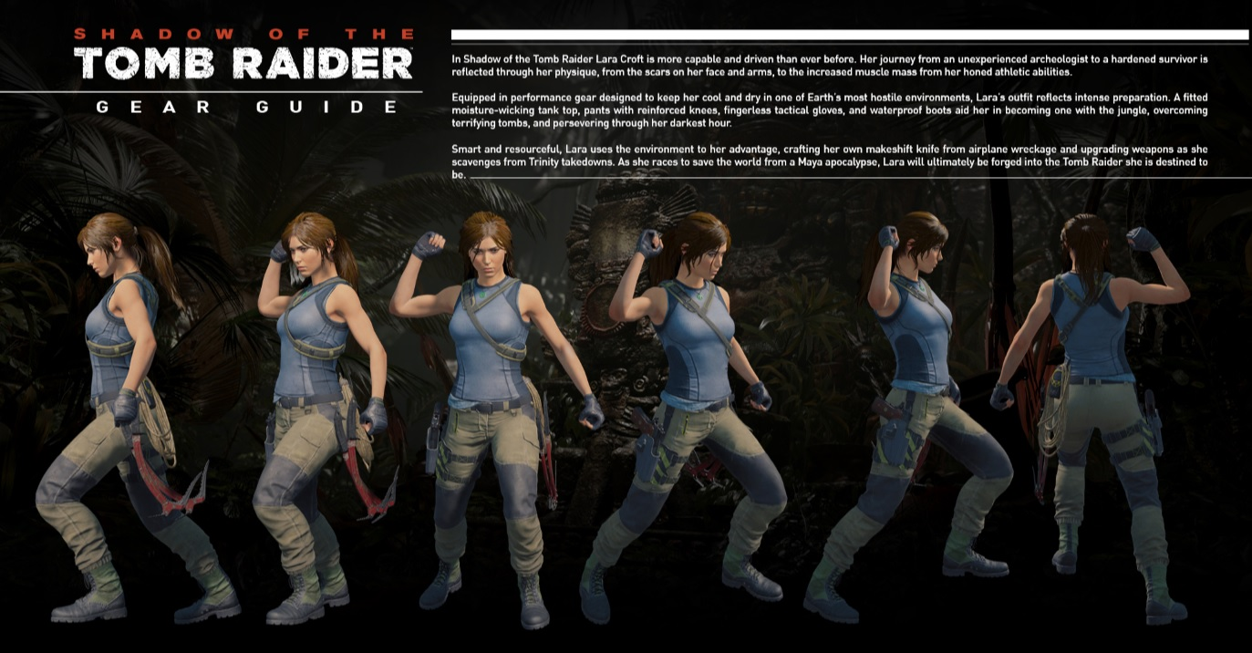 The full reveal for Shadow of the Tomb Raider has finally arrived