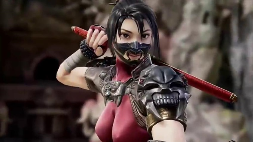 Soulcalibur 6 Taki Trailer Leaks