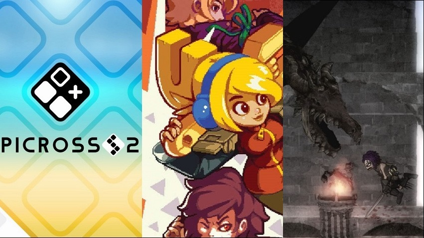 A whole bunch of indies are coming to Switch