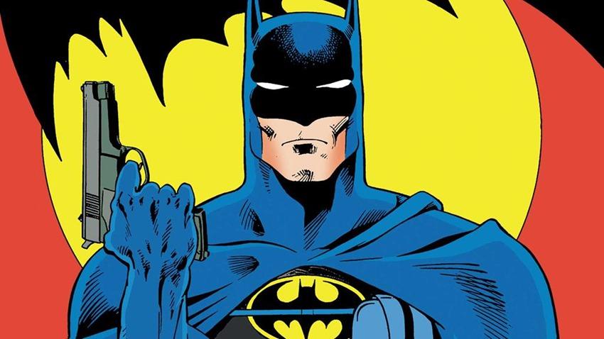 Batman Year two (2)