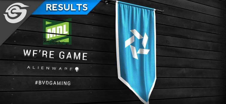 Bravado Gaming MDL Win Header