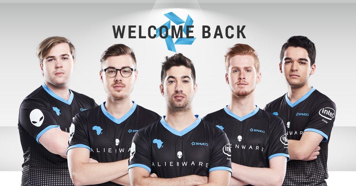 Bravado Gaming Welcome Back