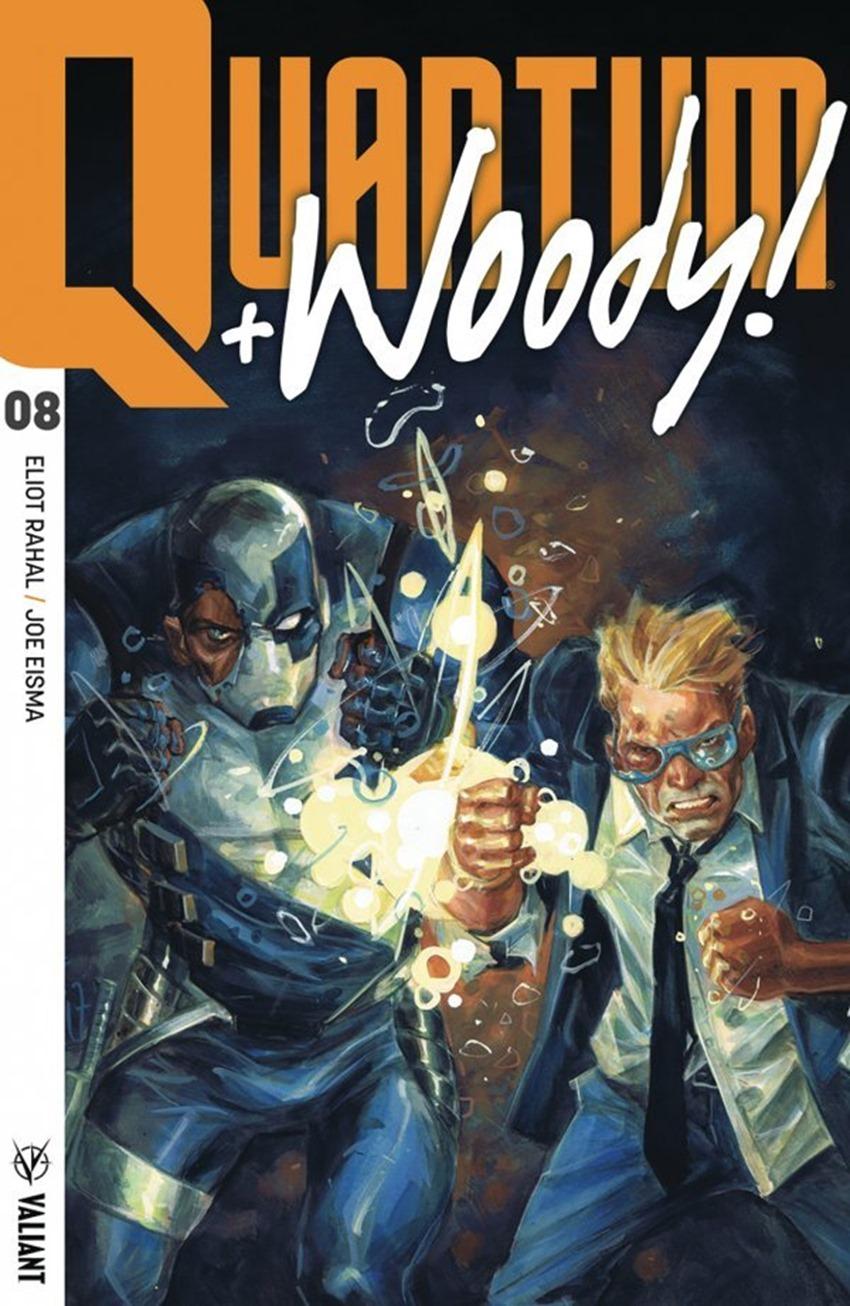 Quantum & Woody #8