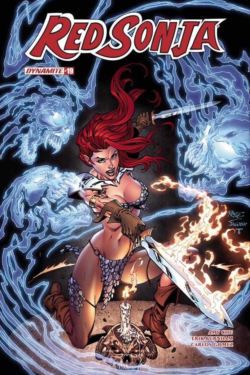 Red Sonja #19