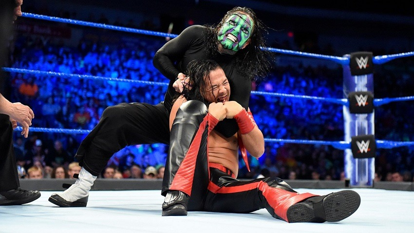 Smackdown July 17