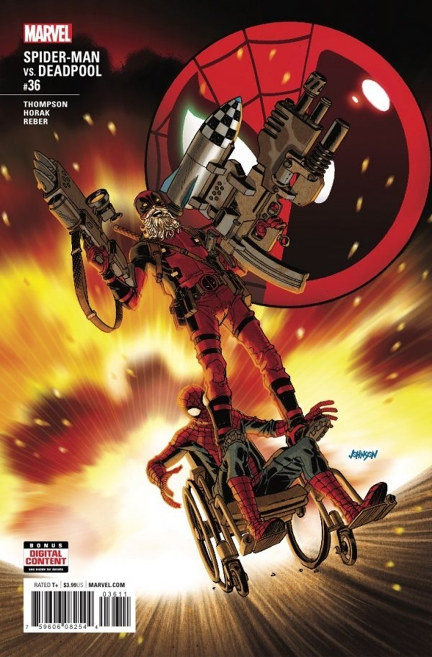 Spidey Deadpool