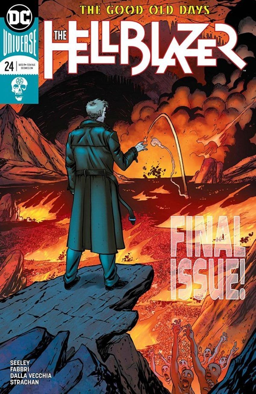 The Hellblazer #24