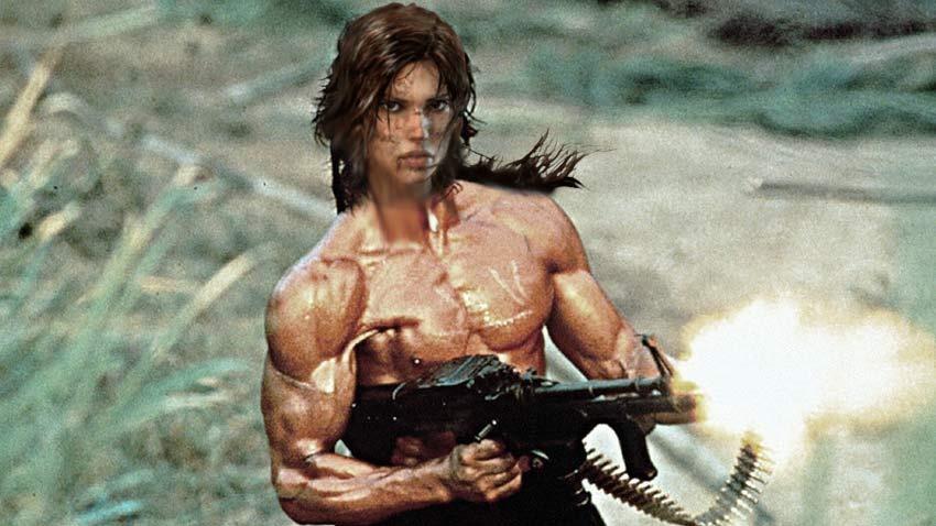 Lara-Croft-First-Blood
