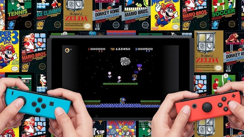 Nintendo Switch Online coming in latter half of September 2