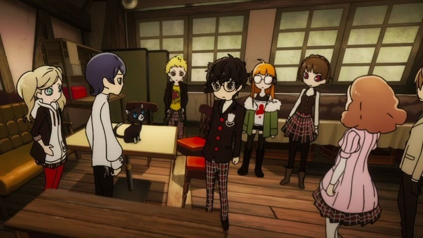 Persona Q2 details revealed, release date announced 3