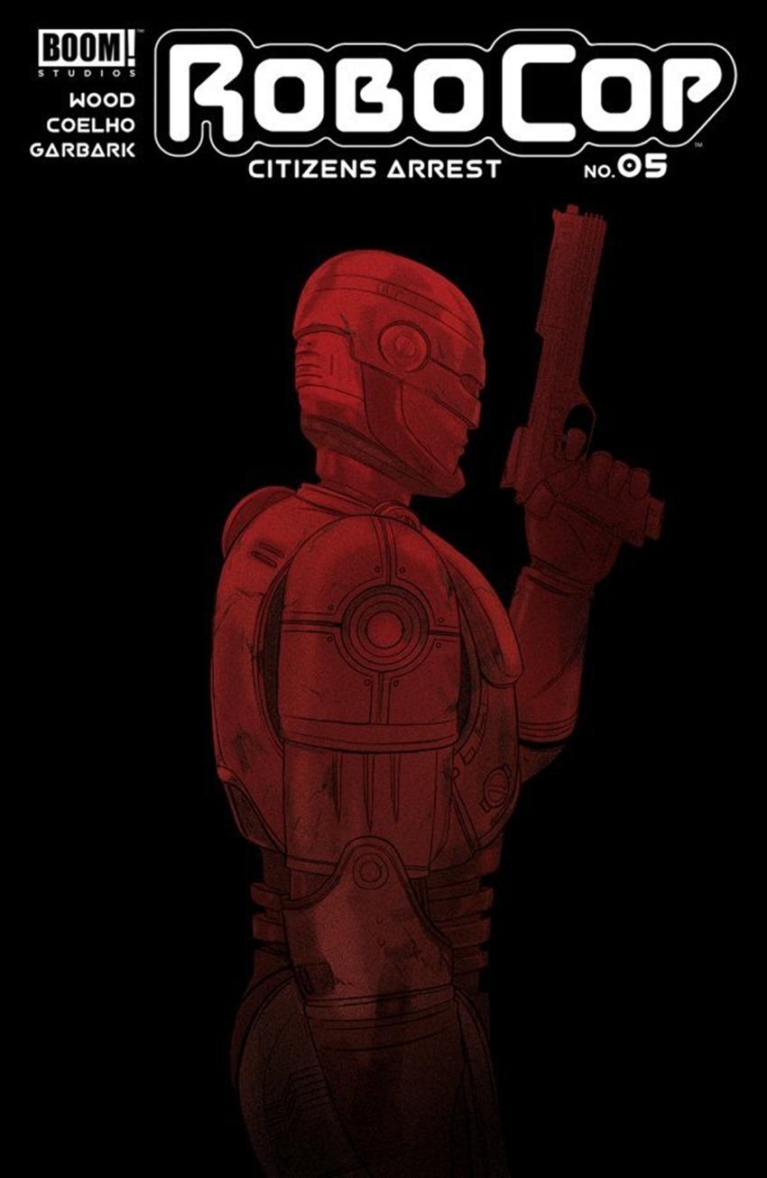 Robocop Citizens Arrest #5
