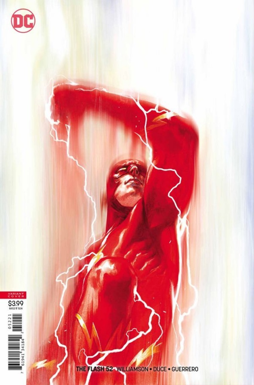The Flash #52