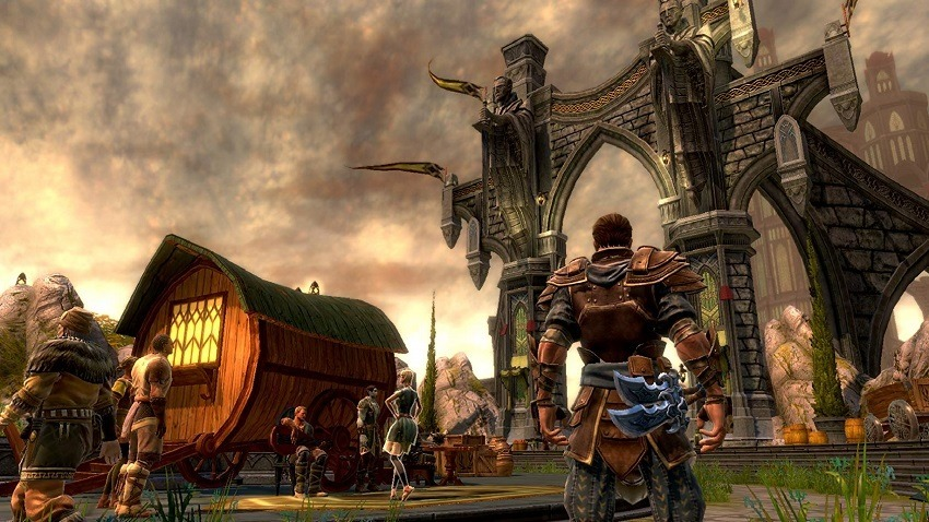 THQ Nordic has acquired the rights to Kingdom of Amalur: Reckoning
