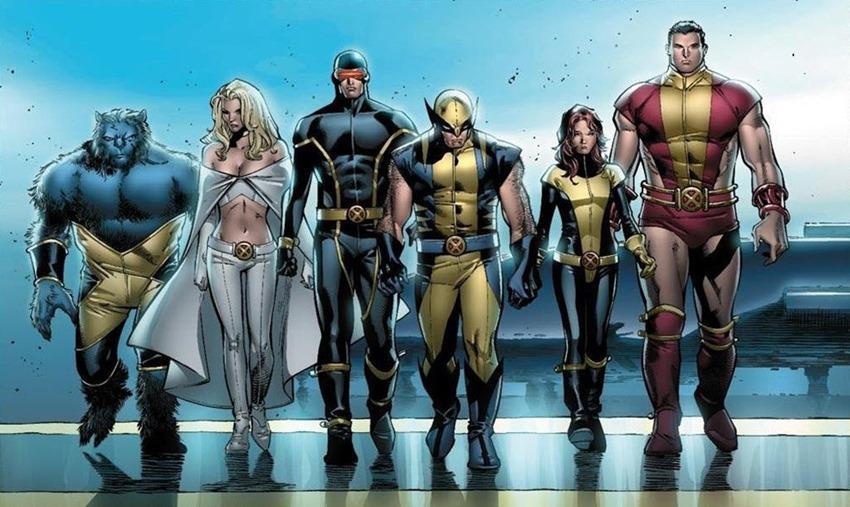 X-Men (1) (2)