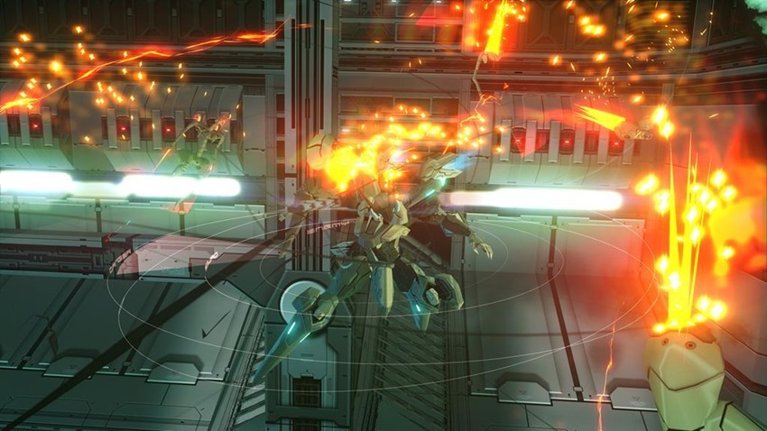 ZONE OF THE ENDERS THE 2nd RUNNER (1)