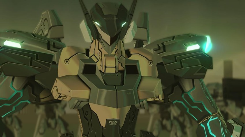 ZONE OF THE ENDERS THE 2nd RUNNER (4)