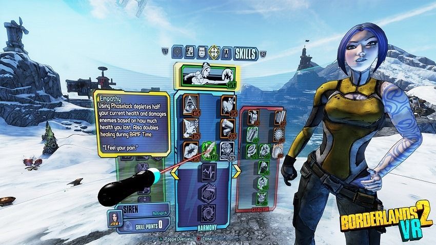 Borderlands 2 VR announced for PS4