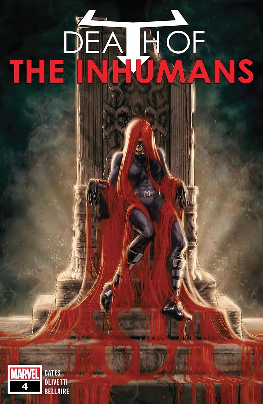 Death of the Inhumans #4