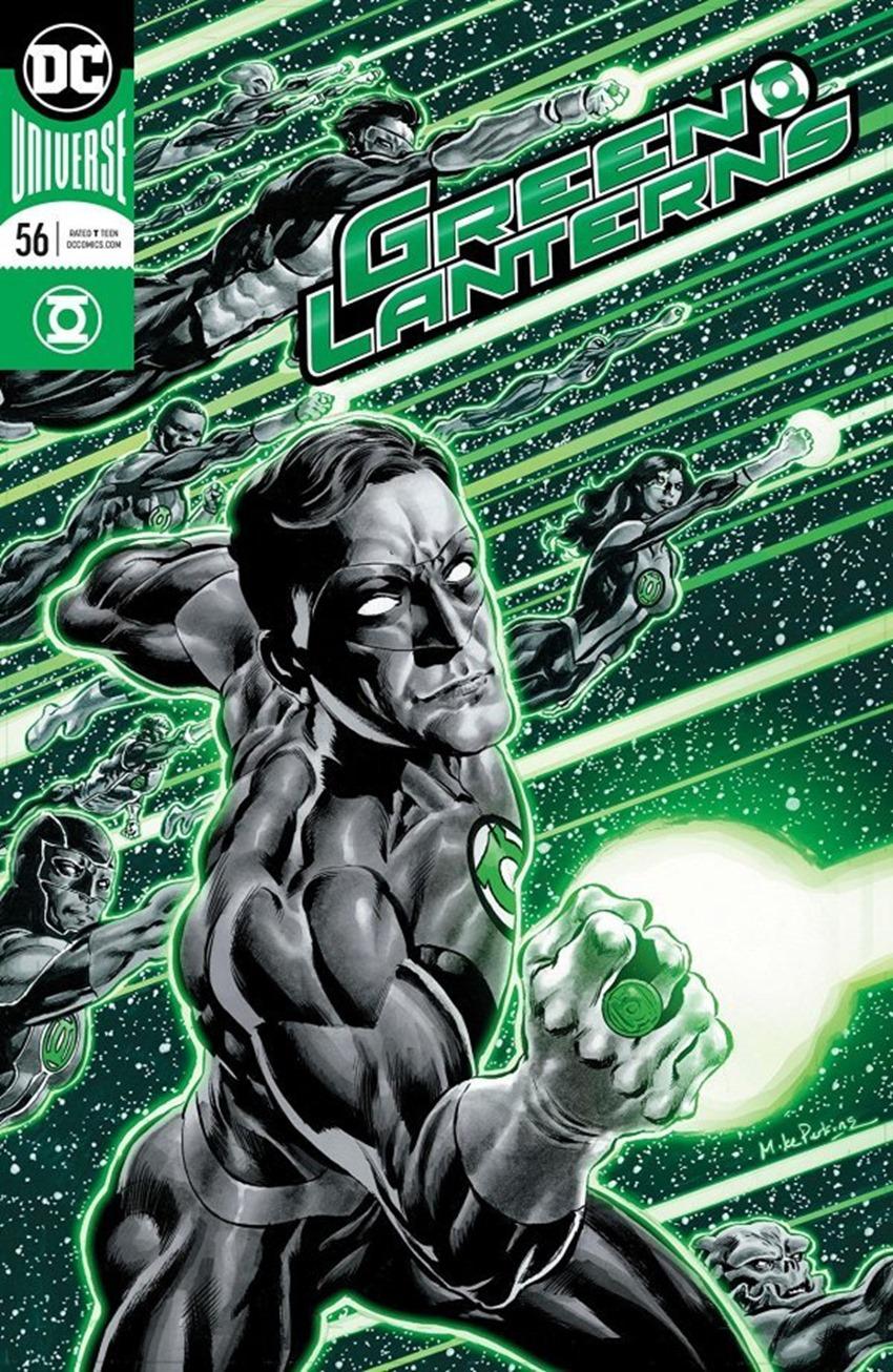 Green Lanterns #56