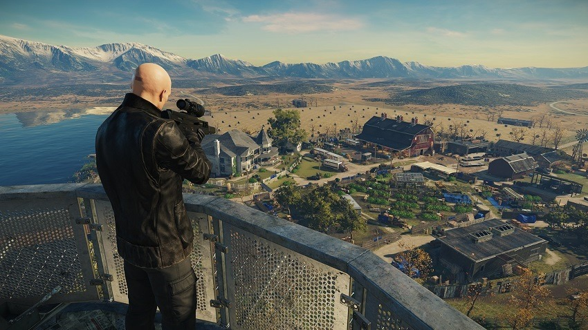 Hitman Sniper Assassin is finally its own seperate mode