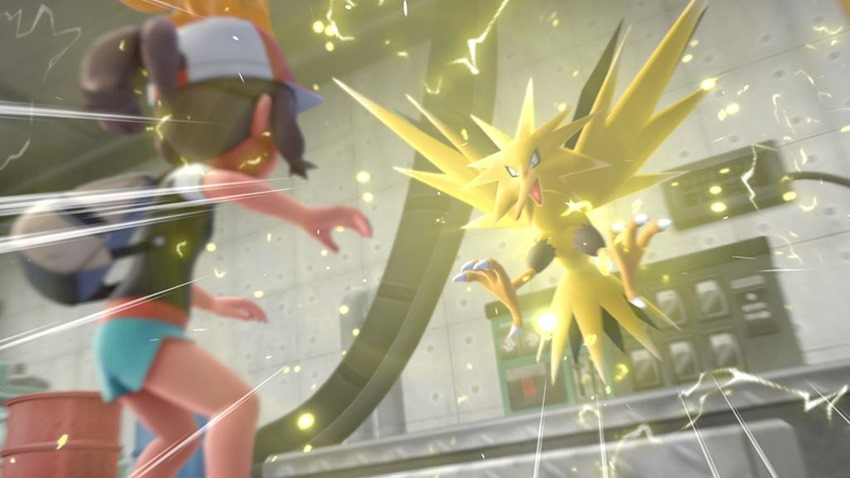 New Pokemon Trailer Introduces Master Trainers, Let's Go Pikachu
