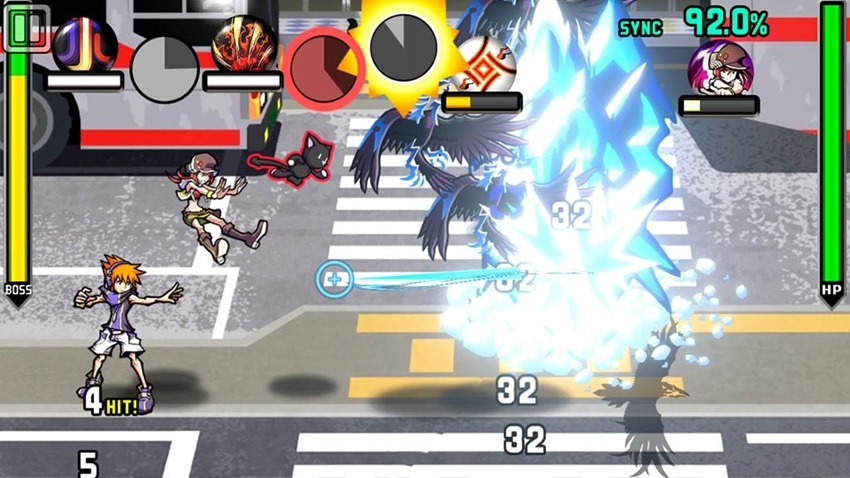 The World Ends with You (2)