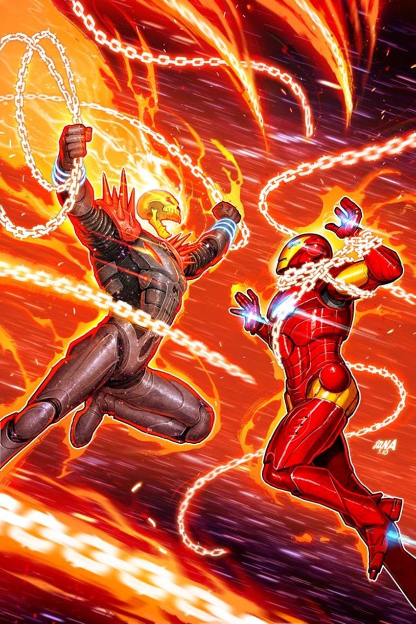 Tony Stark Iron Man #4
