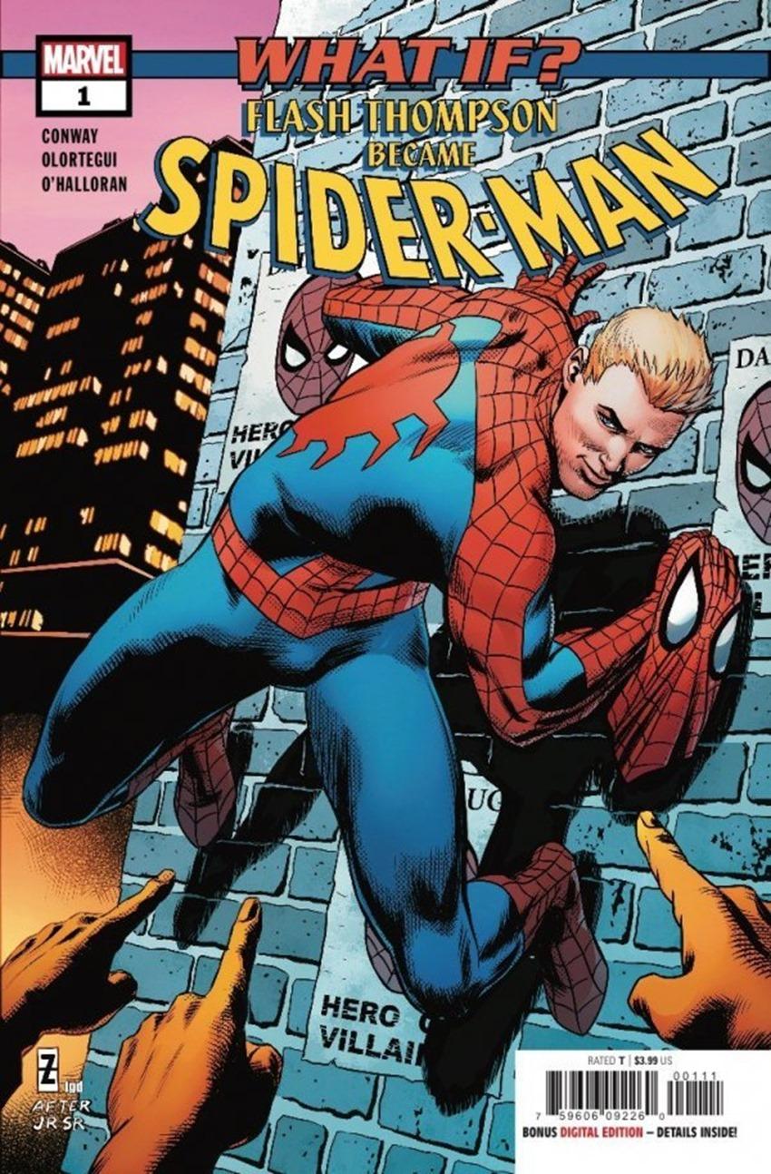 What If Spider-Man #1